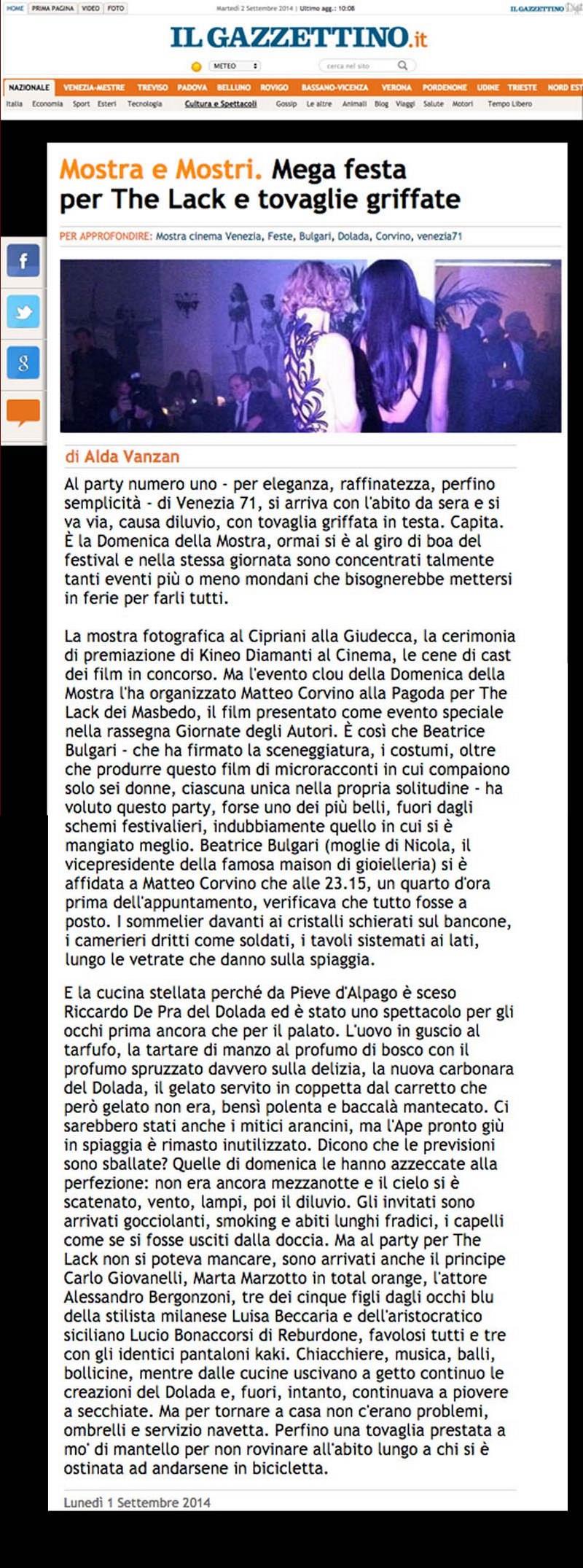 il-gazzettino-mostra-del-cineme-di-venezia-2